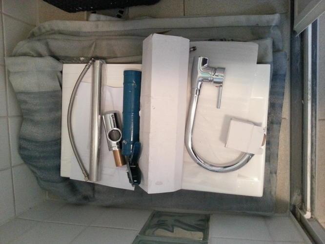 plaatsen badkamermeubel werkspot