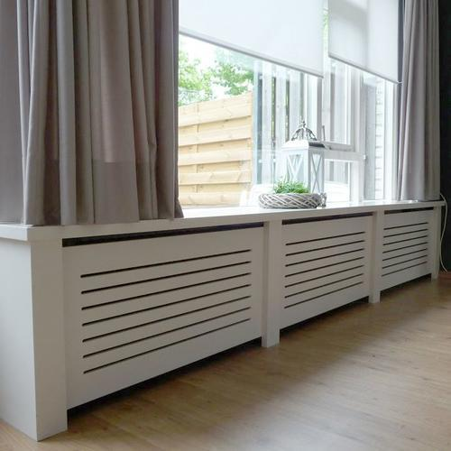 Radiatorombouw werkspot for Vensterbank vervangen