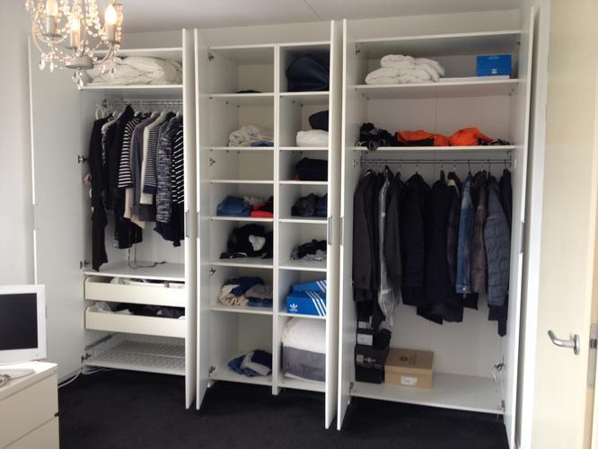 Voorkeur IKEA PAX kast Demonteren & Monteren - Werkspot LI09