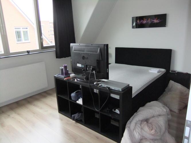 Slaapkamer opdelen in 2 kamers kamer cree ren op de zolder werkspot - Furbishing een kamer op de zolder ...