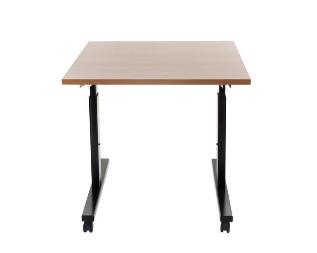 Verstelbare tafel 70 x 70cm 250st werkspot