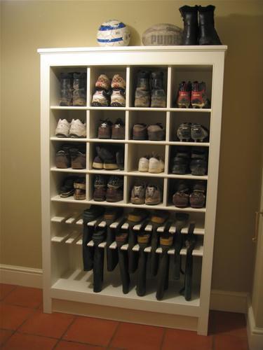 maken van schoenenkast, roomdivider en tvmeubel - werkspot