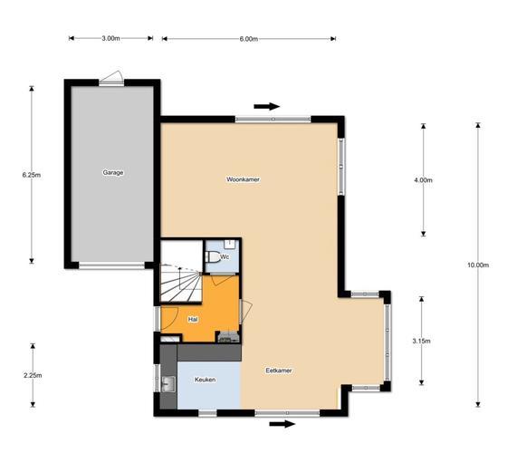 Onwijs Garage ombouwen tot kantoor en bijkeuken - Werkspot EI-32