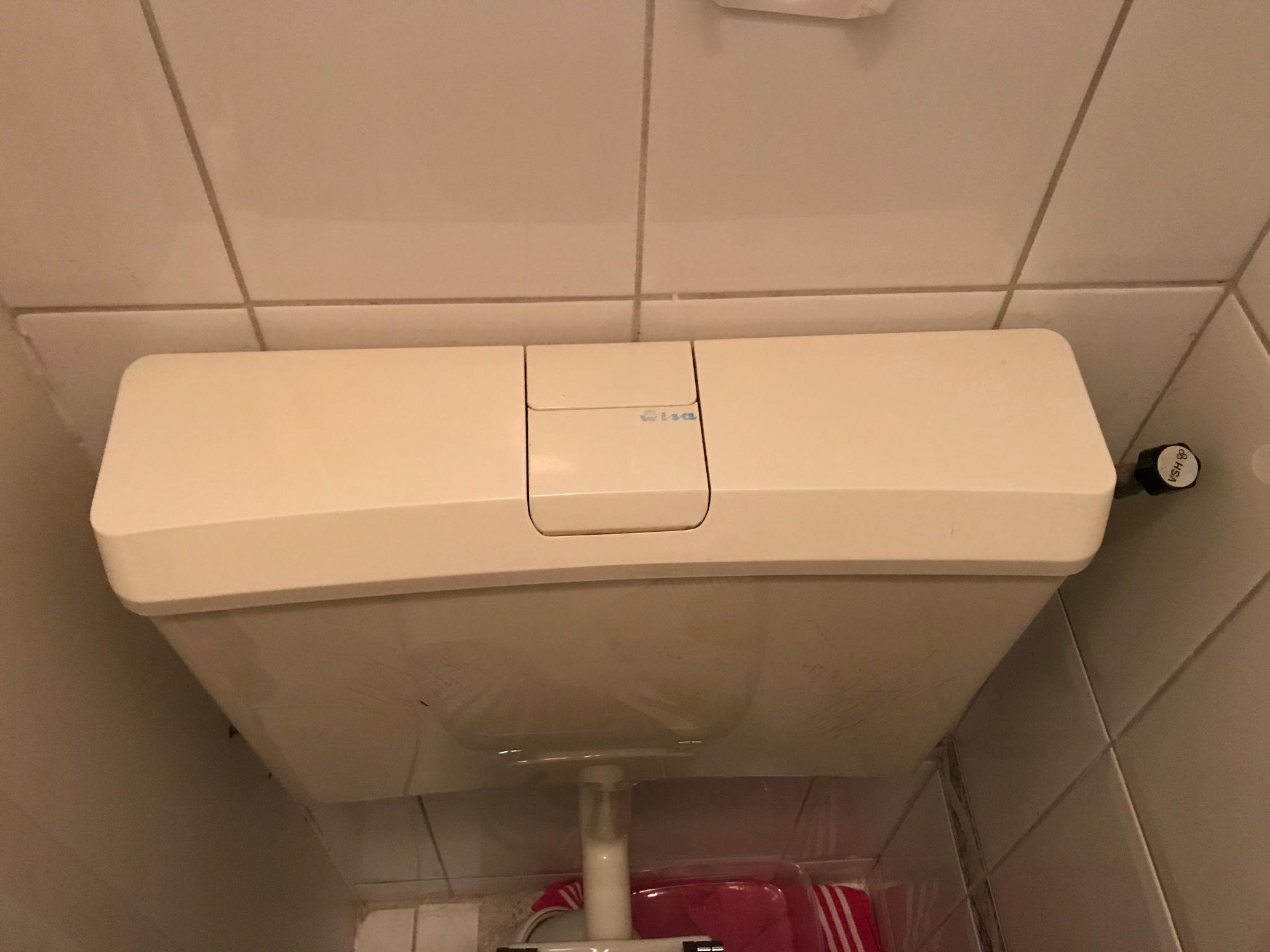 Ouderwetse Stortbak Toilet : Vervangen stortbak toilet werkspot