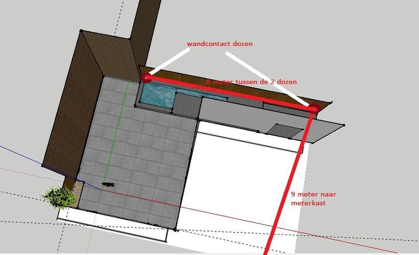 Elektra Aanleggen Tuin : Electra in tuin aanleggen werkspot