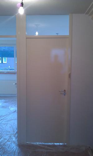 New Plaatsen deurkozijn met deur - Werkspot BM46