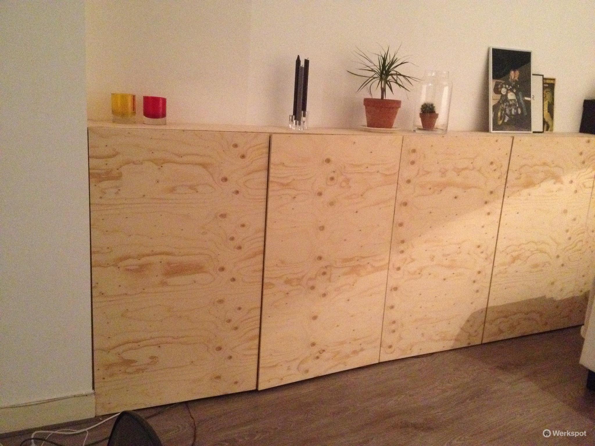 Inbouwkast Werkspot