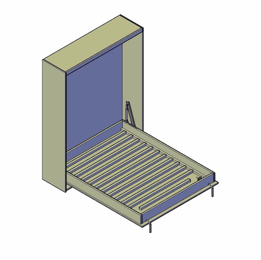 Wonderbaar een bedkast maken van steigerhout - Werkspot LQ-04