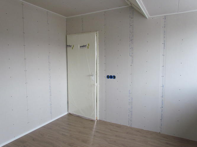 Behangklaar maken gipswanden en plafonds spagtelputz en for Behangklaar