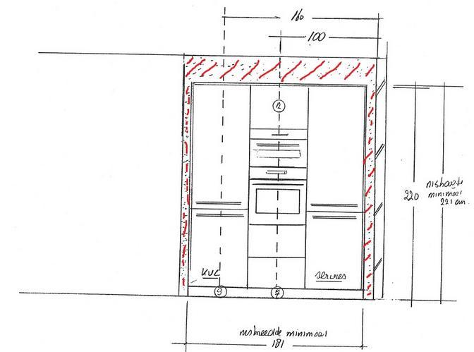Kastenwand keuken hoogte koopt en verkoopt gebruikte keukens nette rudy s - Prijzen bulthaup b ...
