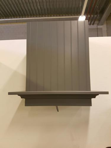 Maken En Plaatsen Koofschouw 78x9050 Voor Inbouw