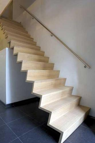 Trap maken en plaatsen werkspot for Plaatsen trap