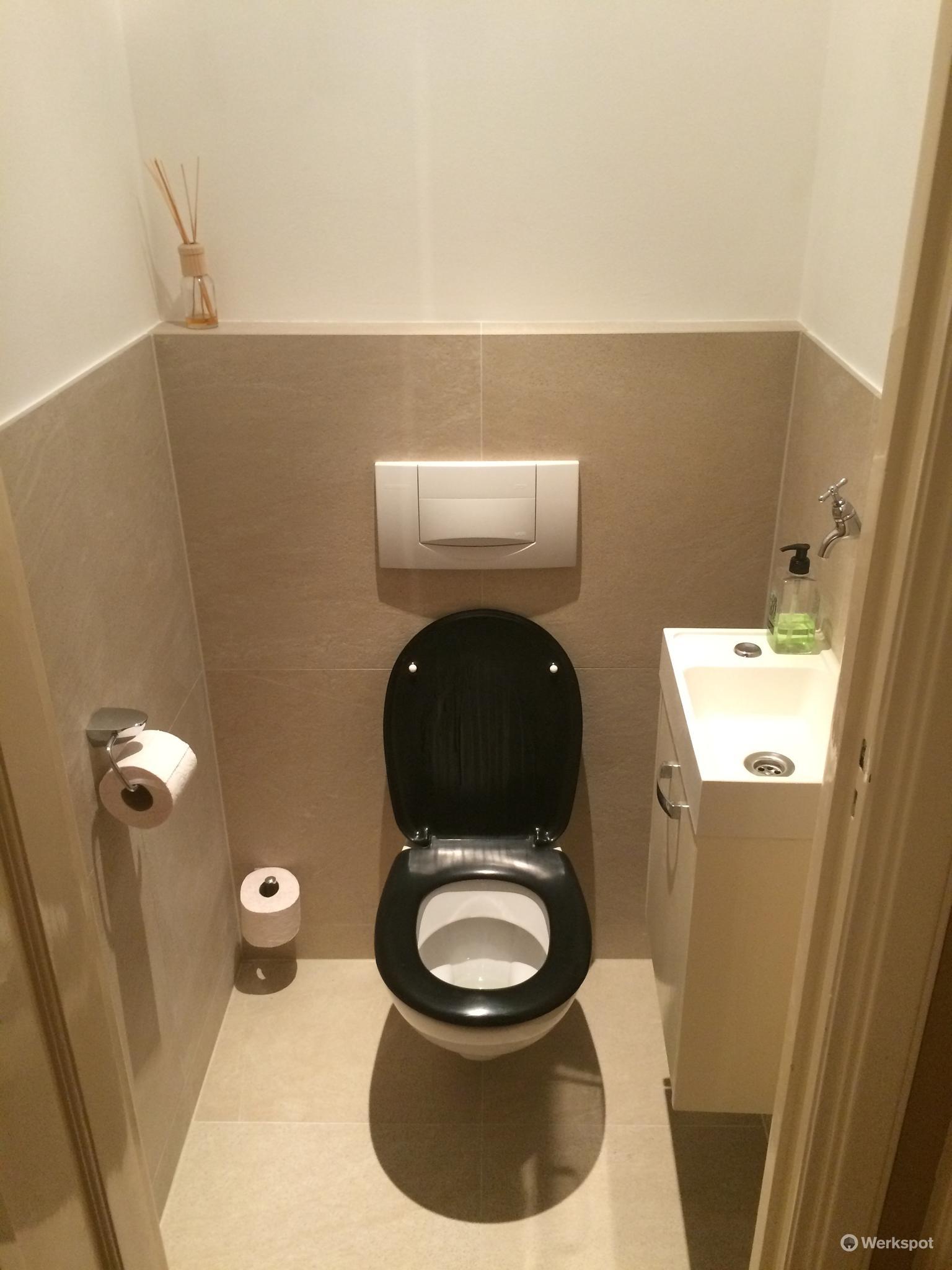 Uitbouw en installatie volledige badkamer - Werkspot