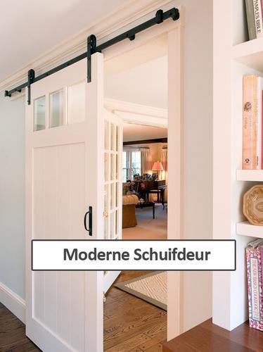schuifdeur voor badkamer maken/monteren - Werkspot