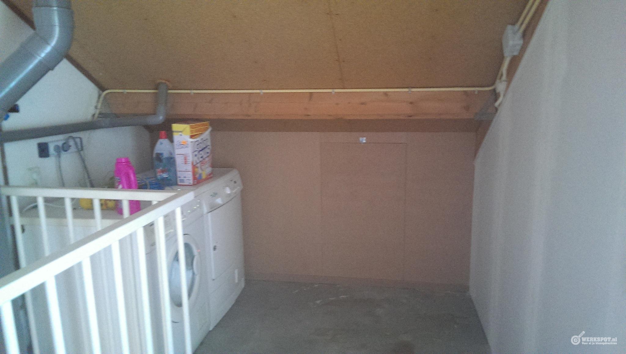 Zolder verbouwen tot slaapkamer - Werkspot
