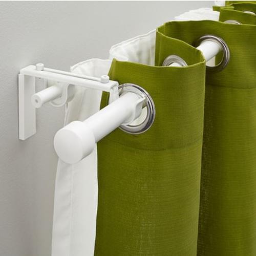 IKEA gordijnen rails in de muur zetten, gordijnen ophangen - Werkspot