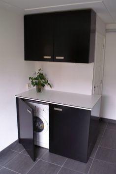 Wasmachine In Kast Minikeuken Plaatsen Werkspot