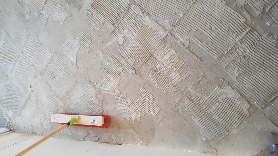 Populair Cement/Tegellijm van dekvloer verwijderen - Werkspot XA93