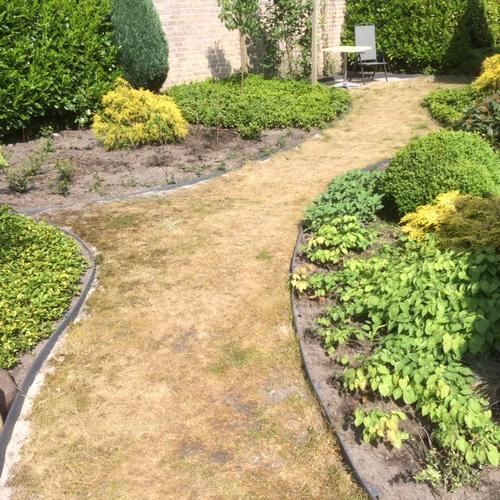 Hulp bij aanleggen van een gravel pad in de tuin werkspot for Hulp bij inrichten