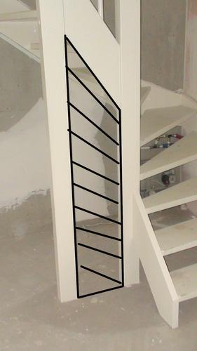 Open trap dichtmaken en trapkast maken werkspot for Trap mooi maken