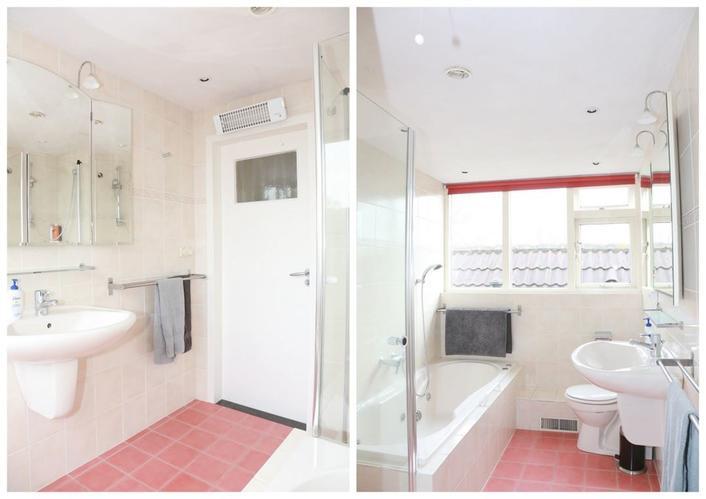 Kunststof panelen plafond badkamer - Werkspot