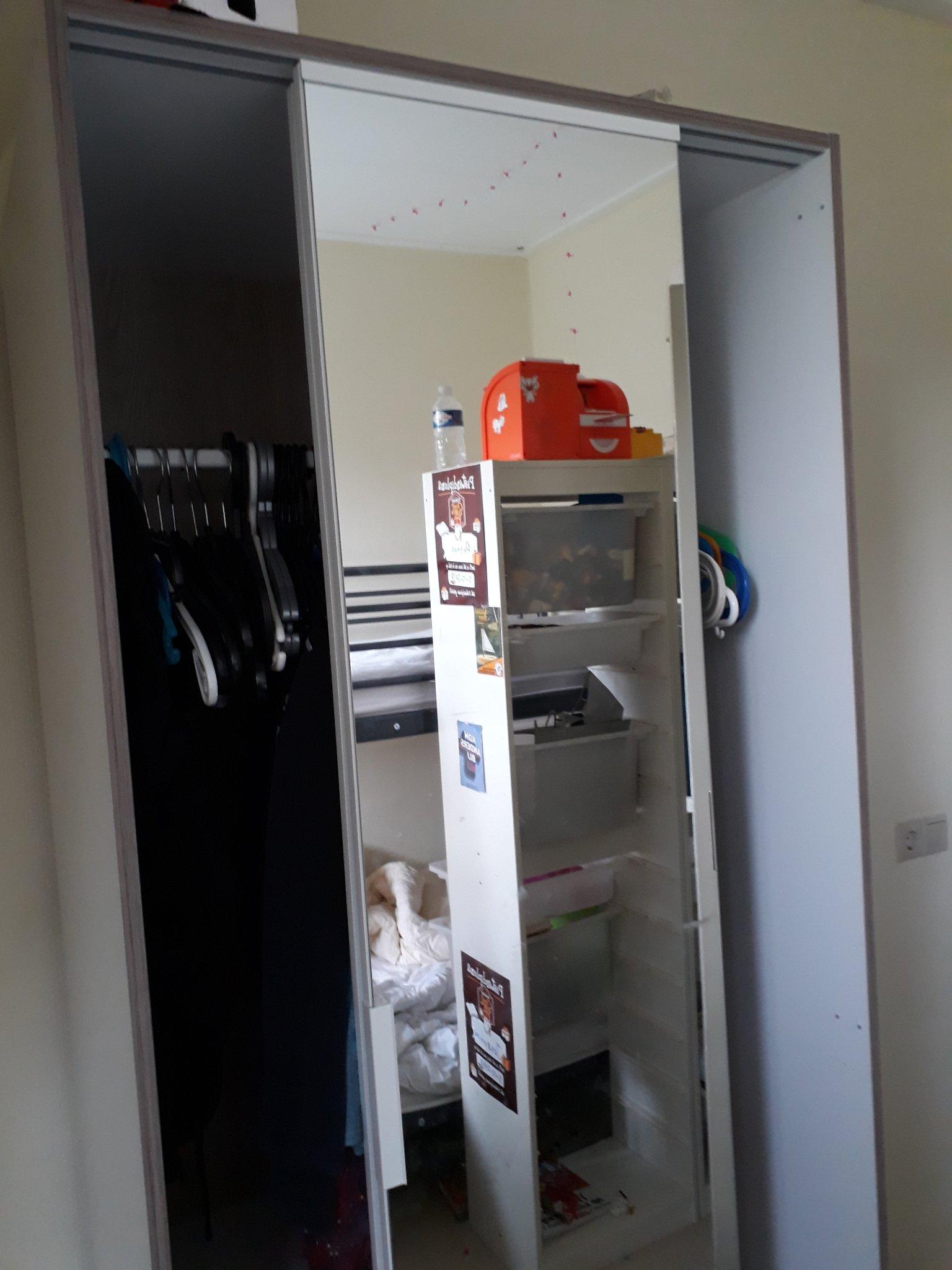 Ikea Kast Extra Planken Inbouwen Werkspot