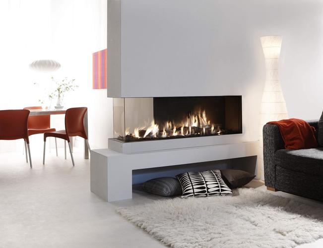 plaatsen gashaard in scheidingswand tussen keuken en woonkamer, Deco ideeën