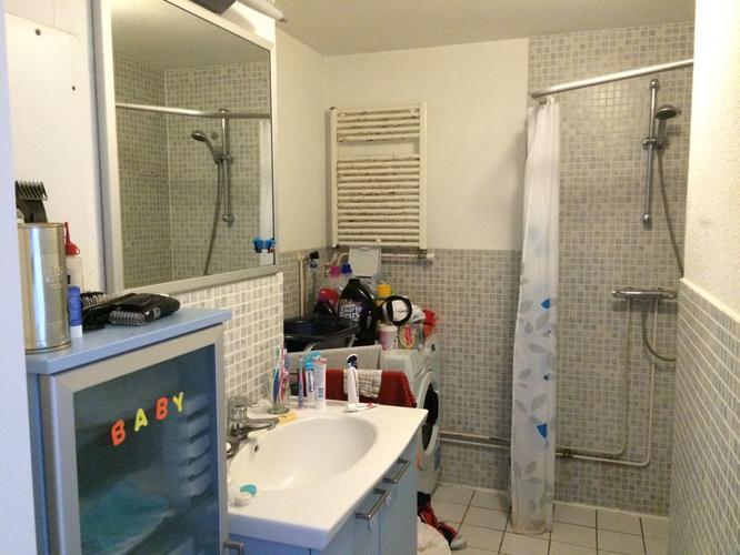 Renovatie en uitbouw badkamer 7m2 rotterdam alexanderpolder werkspot