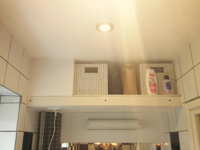 Gestuct Plafond Badkamer : Stucen plafond badkamer ca cm werkspot