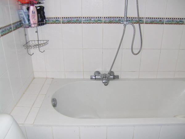 Kitten badrand badkamer en aanrechtblad keuken werkspot