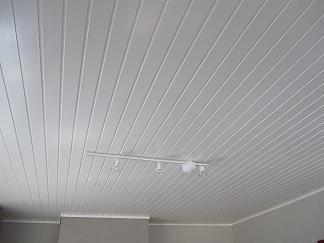 Plafond vernieuwen met MDF platen - Werkspot