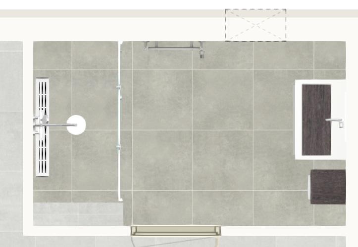 Betegelen badkamer inclusief drain plaatsen + 2x toilet betegelen ...