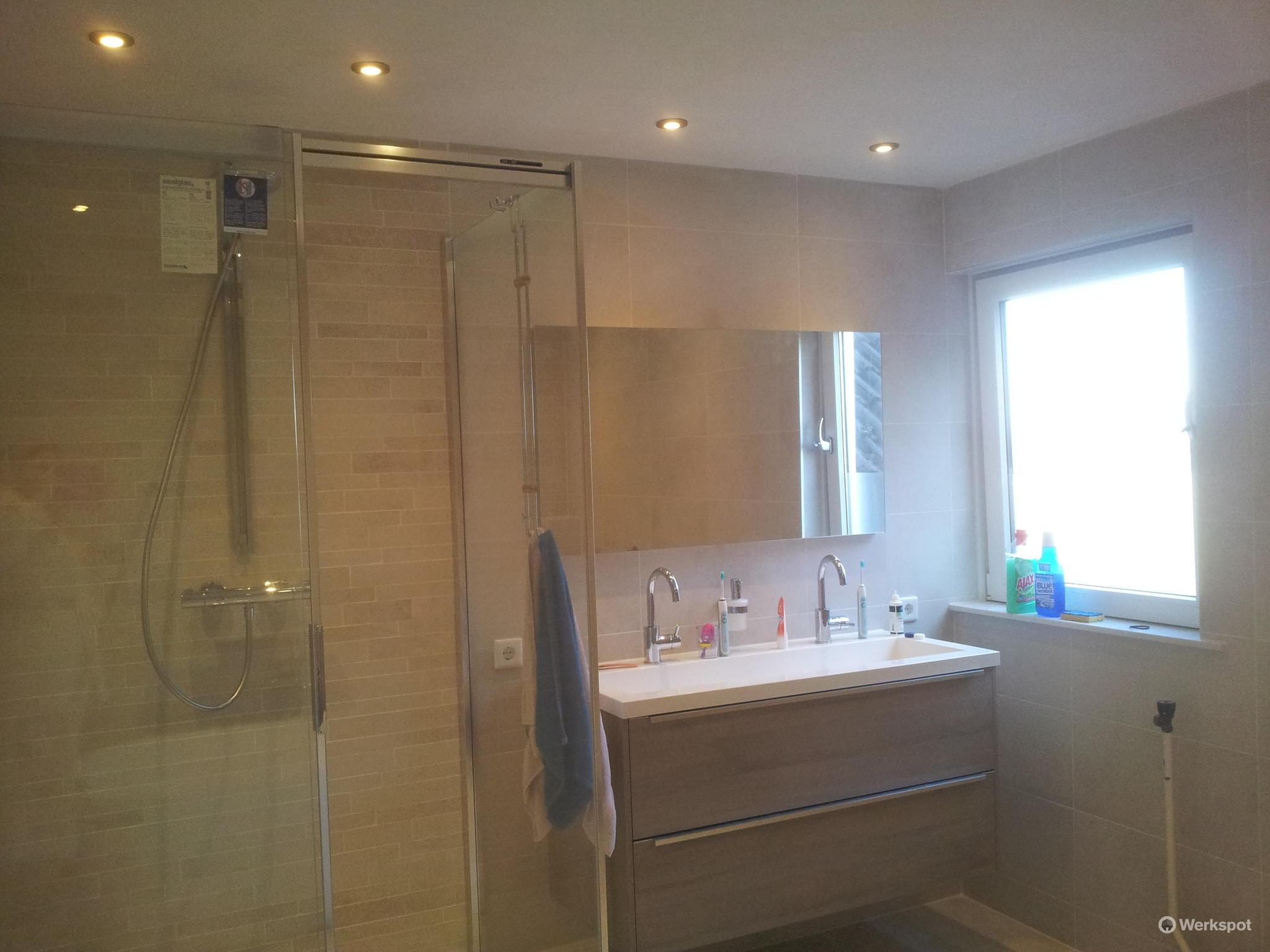 renoveren badkamer keuken toilet bijkeuken en hal werkspot