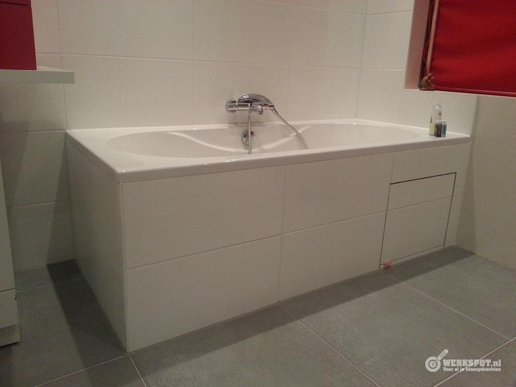 Betegelen vloeren & wanden badkamer en stoomcabine - Werkspot
