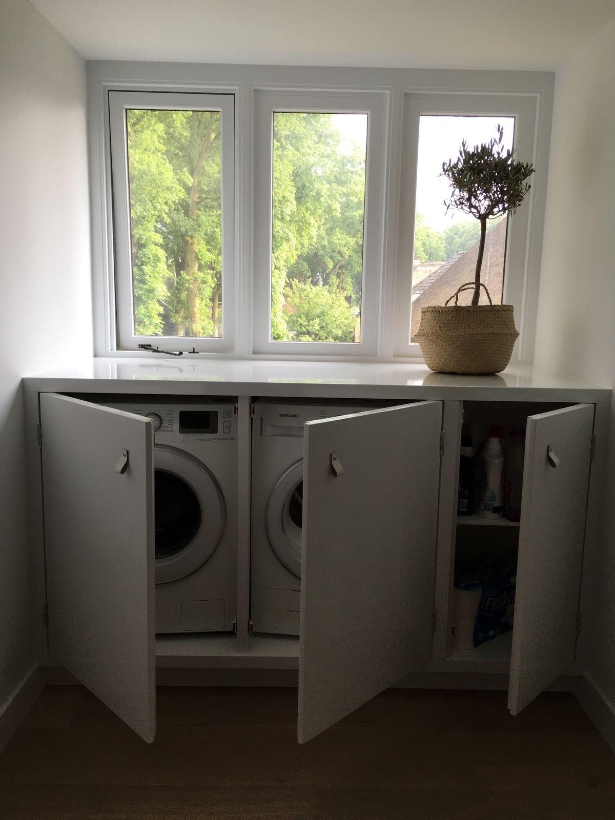 Ombouw Maken Voor Wasmachine Droger En Koelkast Werkspot