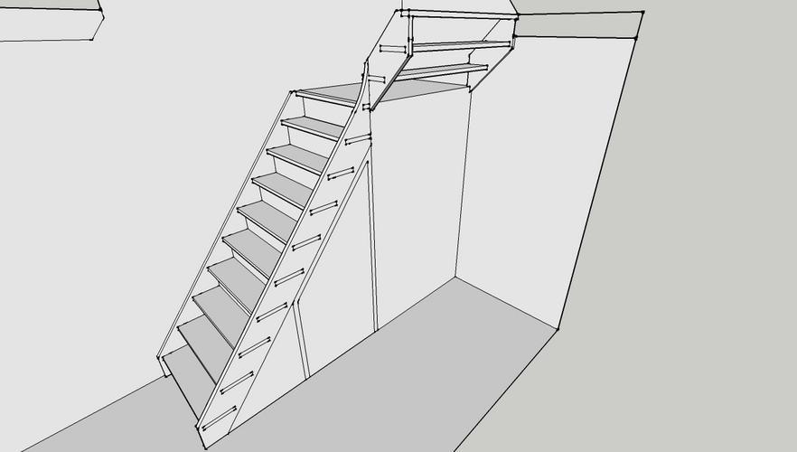 Super Nieuwe trap naar 1e verdieping - Werkspot MD84