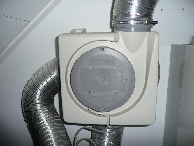 Afzuiging Badkamer Schoonmaken : Vervangen mechanische ventilatie en schoonmaken ventielen kanalen