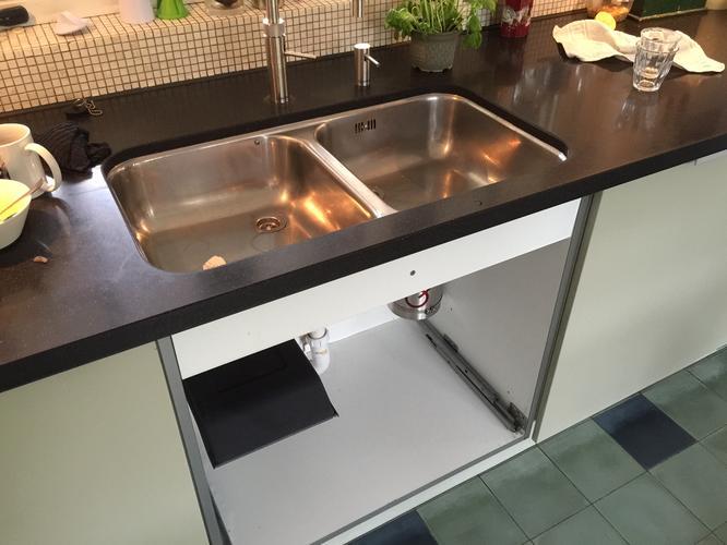 Keuken Wasbak Plaatsen Wasbak keuken monteren u2013 atumrecom 25 beste ide # Wasbak Karwei_121644