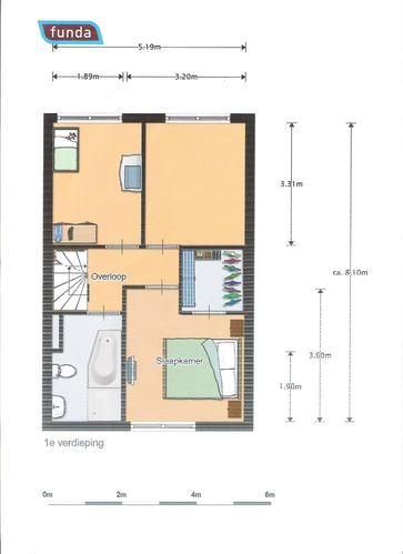 Muur plaatsen in slaapkamer + inloopkast bouwen - Werkspot