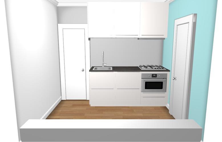 Plaatsen Van Klein Keukenblok Ikea Werkspot