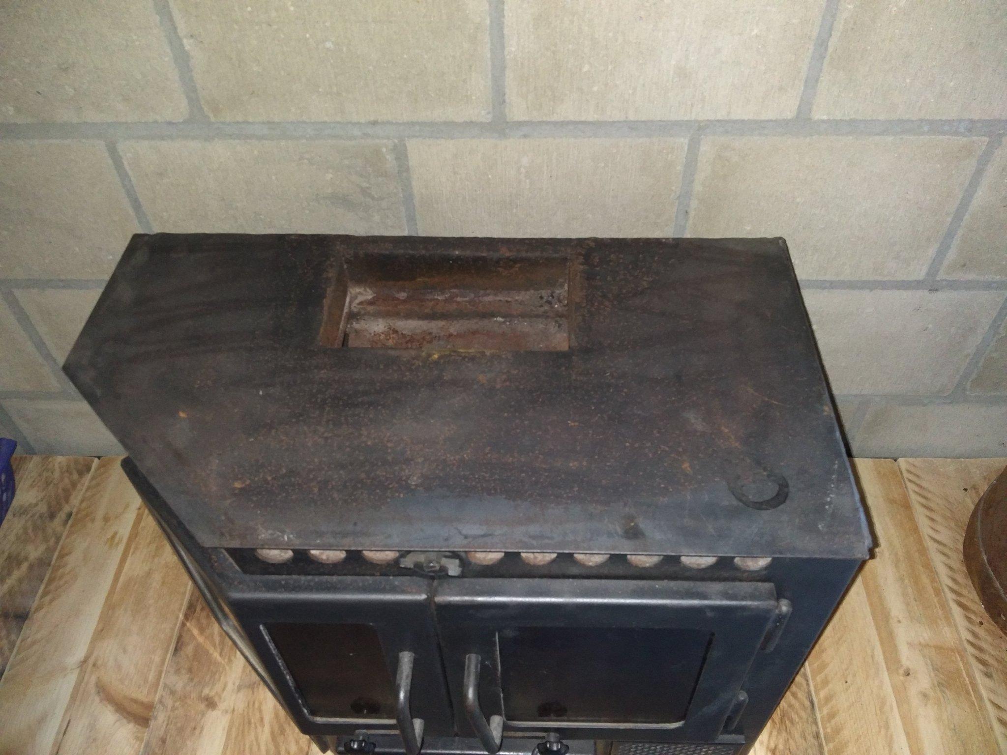 Kachel Voor Garage : Plaatsing kachel rookgasafvoer garage werkspot