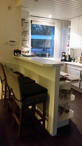 Renoveren Van Plafond En Muur En Plaatsen Van Ikea Keuken Werkspot