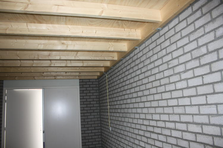 plafond garage afwerken � bouwmaterialen