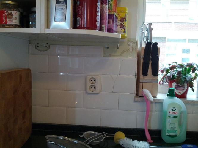 Tegels Keuken Vervangen : Tegels keuken vervangen werkspot