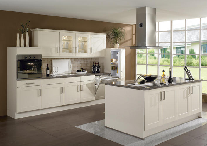 Keuken voorzien van nieuwe frontjes en werkbladen werkspot