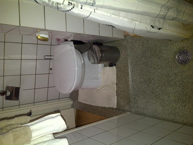 Renovatie kleine douche toilet ruimte amsterdam werkspot - Kleine badkamer in lengte ...