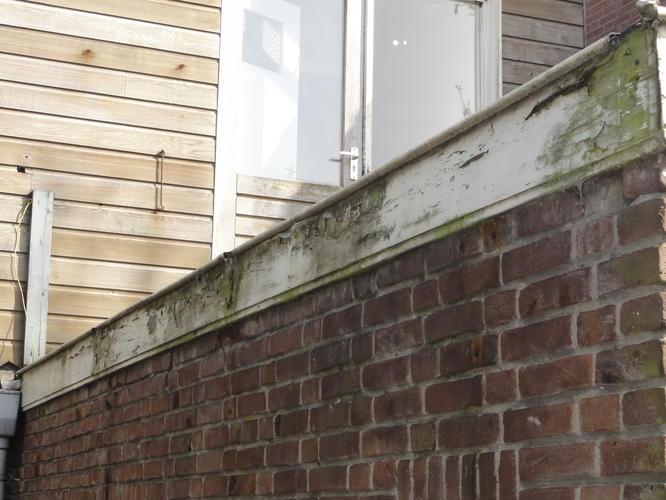 Geliefde Boeidelen vervangen + plaatsen omheining dakterras - Werkspot ET04