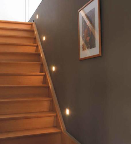 Beautiful Verlichting Langs Trap Photos - Moderne huis 2018 ...