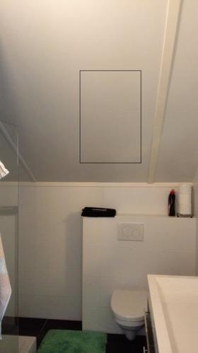 VELUX dakraam plaatsen in badkamer GGU CK02 0050 (78x55) - Werkspot