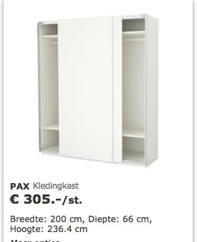 2 Ikea Kleding Kasten In Elkaar Laten Zetten Werkspot